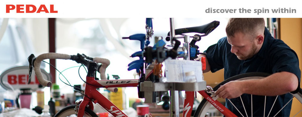 Pedal Repair Services